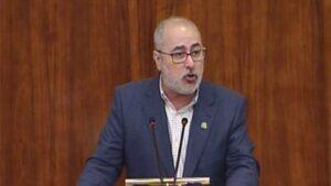 Alejandro Sánchez, coportavoz de Equo Madrid y diputado de Equo