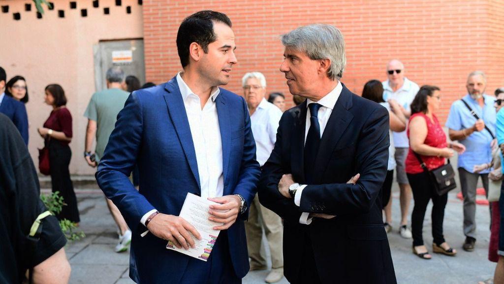 Ángel Garrido e Ignacio Aguado
