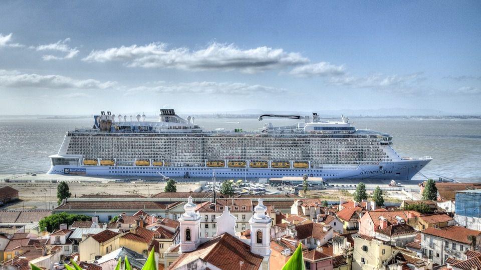 Crucero en Lisboa