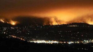 Incendio de California