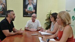 Reunión del Secretariado Permanente de Facua (Foto Facua)