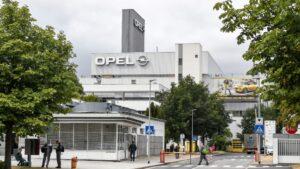 Planta de Opel en Eisenach, en el estado federado de Turingia