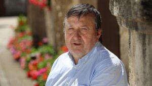 José Antonio Suso, presidente del PNV en Álava