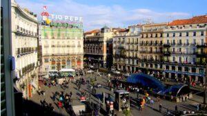 Puerta del Sol de Madrid