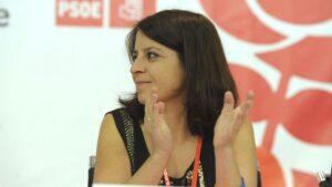 Adriana Lastra, vicesecretaria general del PSOE