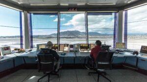 Controladores aéreos