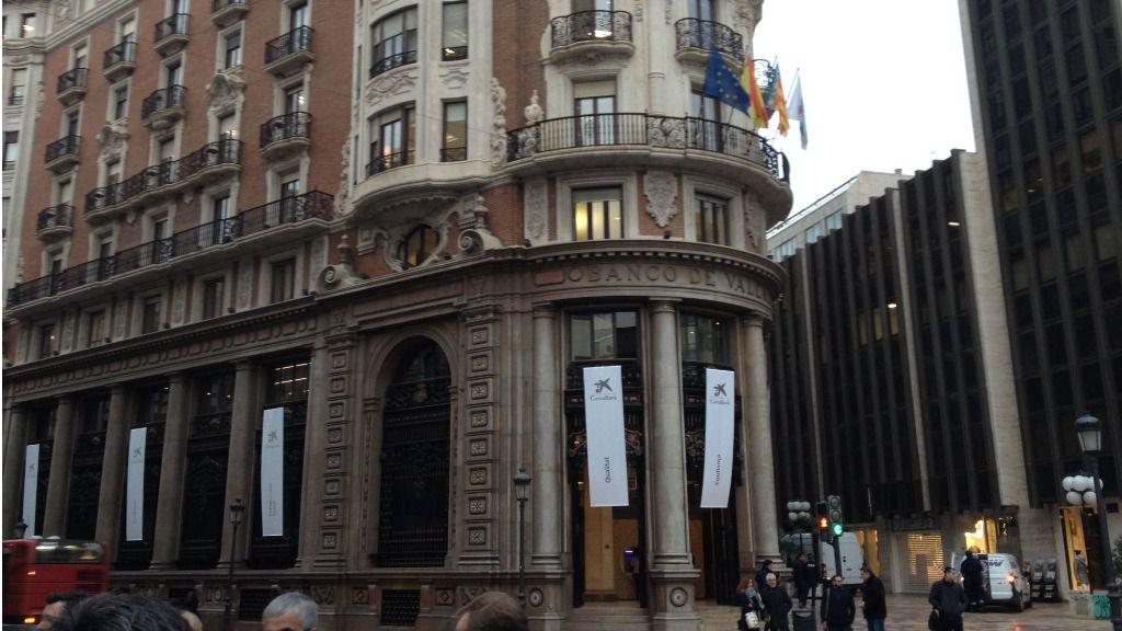 Caixabank Sede de Valencia