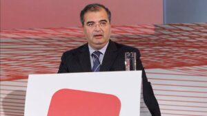 Ángel Ron, expresidente del Banco Popular