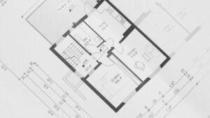 Plano Hipoteca vivienda casa edificio se vende se alquila