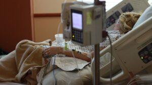 Paciente hospital sanidad