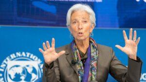 Christine Lagarde, nueva presidenta del BCE