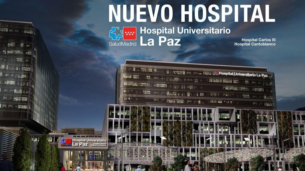 Proyecto del Nuevo Hospital La Paz