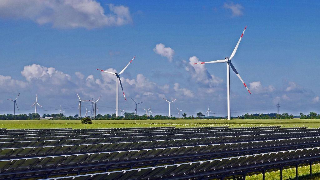 viento sol energia renovables