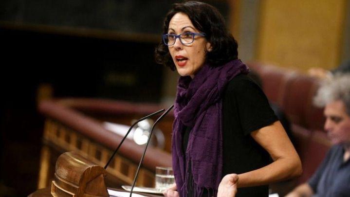 Eva García Sempere, diputada de IU en el Congreso de los Diputados por Málaga