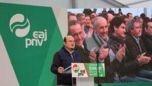 Andoni Ortuzar, presidente del PNV