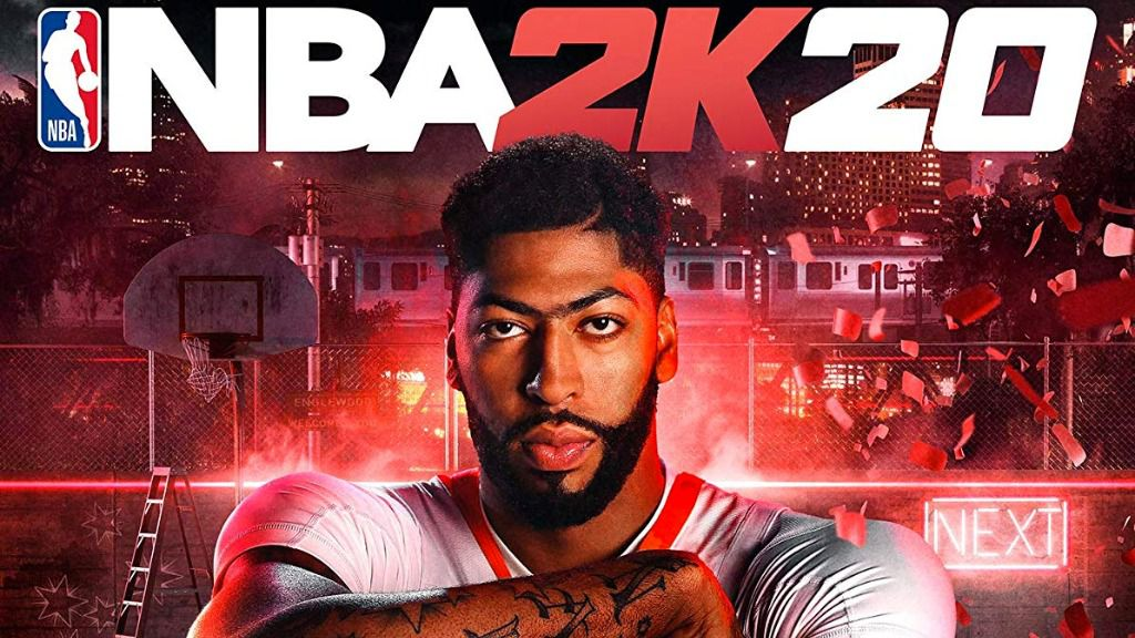 NBA 2K 2020