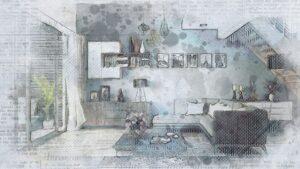 Salón dibujo