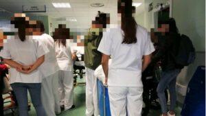 Foto de las Urgencias del Hospital 12 de Octubre