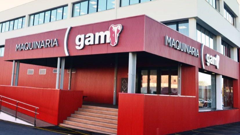 Sede corporativa de GAM