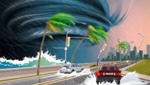 La crisis climática intensificará la frecuencia de fenómenos extremos como los huracanes