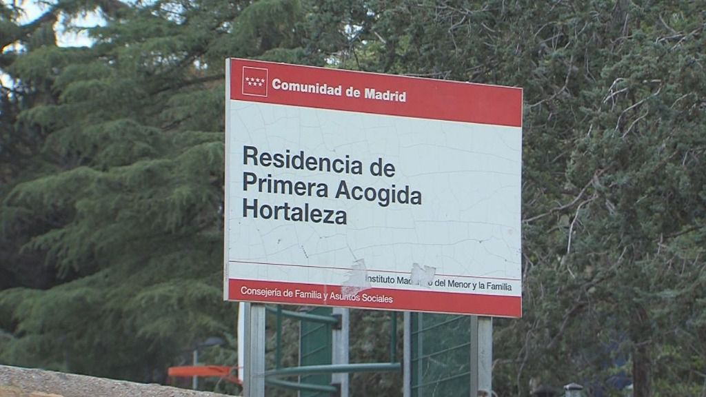 Residencia de acogida del Barrio de Hortaleza