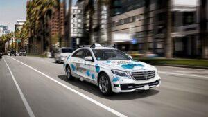Bosch y Daimler casharing