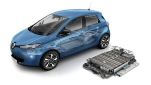 Batería coche eléctrico