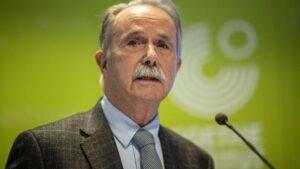 laus-Dieter Lehmann, presidente del Instituto Goethe