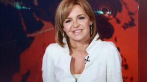 La periodista de TVE Almudena Ariza