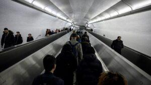 Metro de Paría
