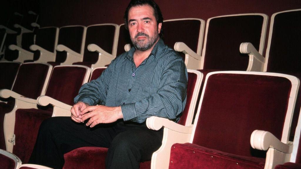 El cantautor vasco Patxi Andión en una foto de archivo de 2001, cuando después de un tiempo de descanso, decicidió volver a los escenarios. Patxi Andión ha muerto hoy en un accidente de tráfico a los 72 años en Soria