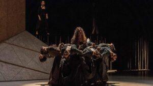 Escena del ballet 'Electra', de Antonio Ruz