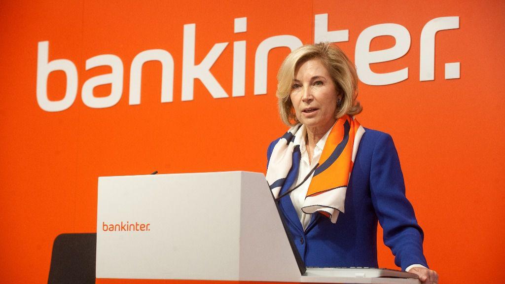María Dolores Dancausa, CEO de Bankinter