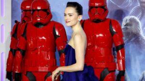 """Daisy Ridley protagoniza """"El ascenso de Skywalker"""" y las otras dos películas de la última trilogía de """"Star Wars"""""""
