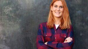 Jessica Albiach, número tres de Catalunya En Comú Podem