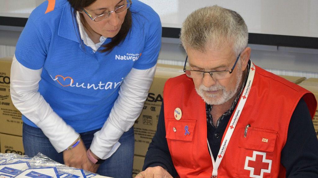 Naturgy Cruz Roja