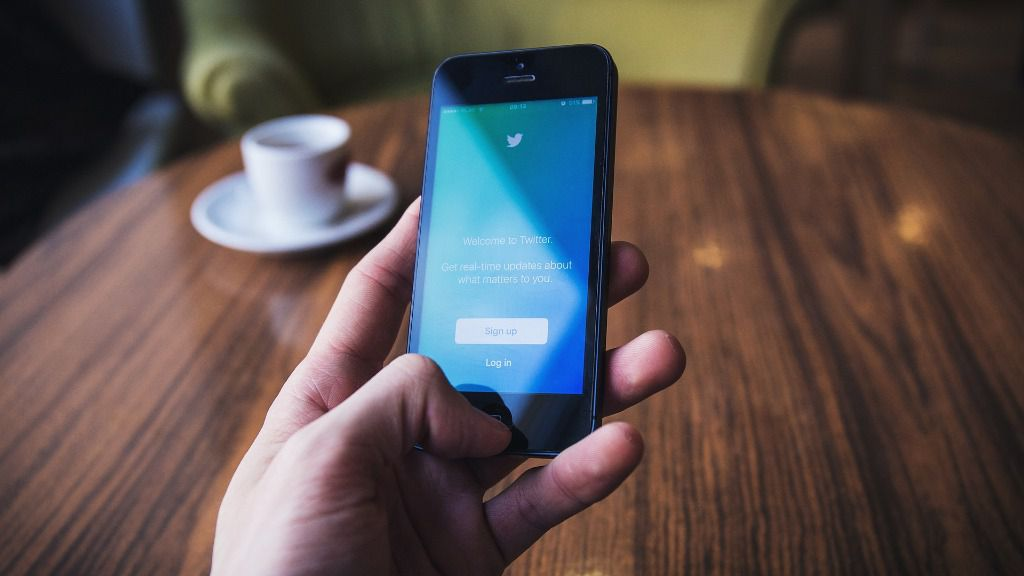 Twitter movil redes sociales