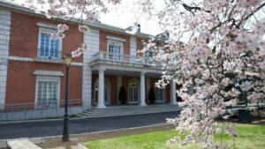 Edificio del Consejo de Ministros moncloa