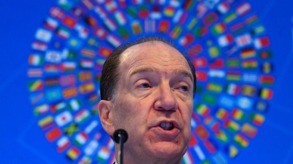 """""""El tamaño, la velocidad y la amplitud de la última ola de endeudamiento debería preocuparnos a todos"""", dijo el presidente del Banco Mundial"""