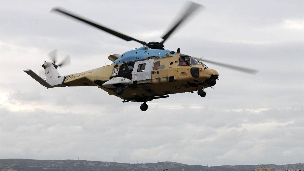 Helicóptero NH90 - EUROCOPTER