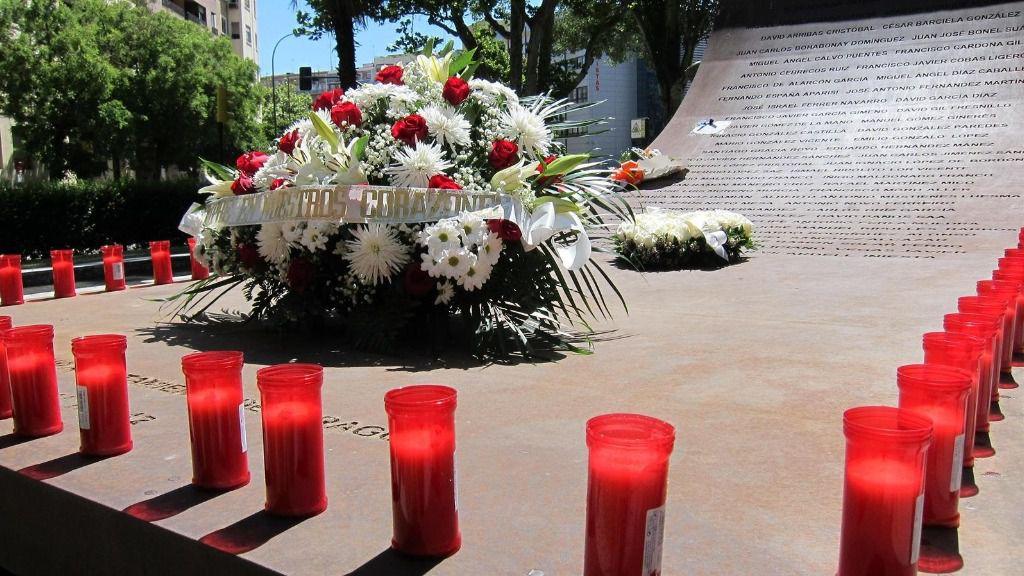 Monumento Homenaje a las Víctimas del Yak-42 de Zaragoza