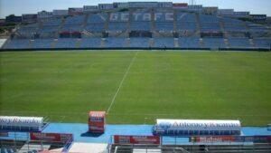 La alcaldesa rechaza la venta del Coliseum y la Ciudad Deportiva al Getafe CF
