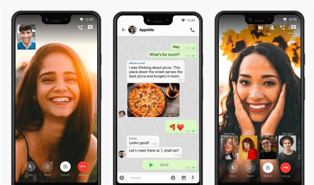 La aplicación de mensajería emiratí ToTok, retirada por Google y Apple por espionaje