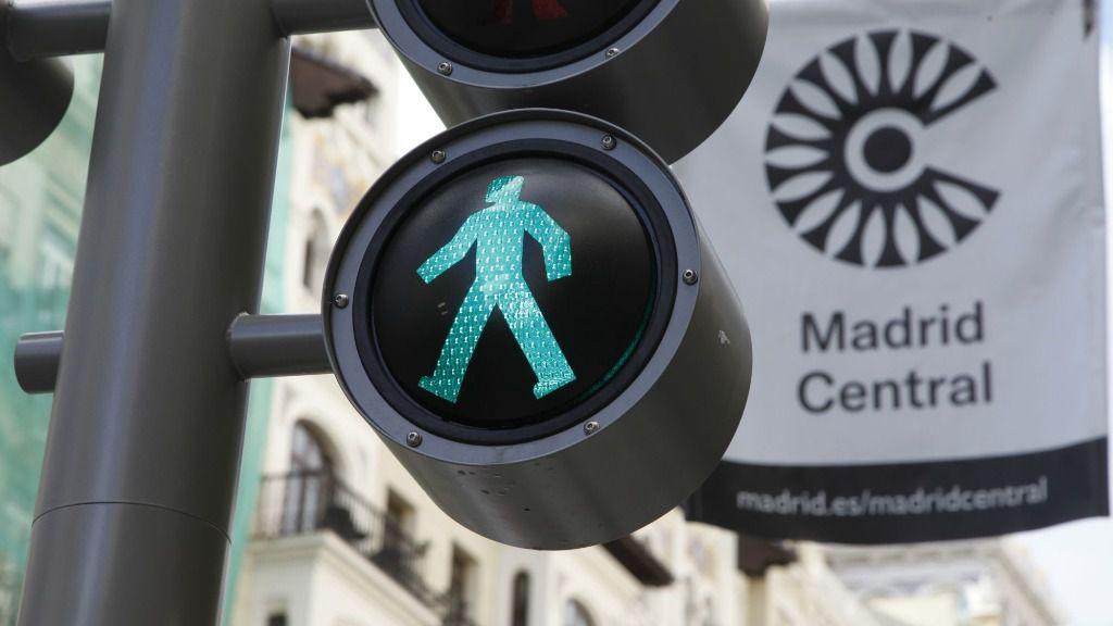 Gran Vía Madrid Central