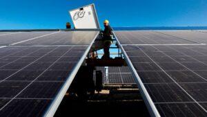 Planta fotovoltaica Núñez de Balboa