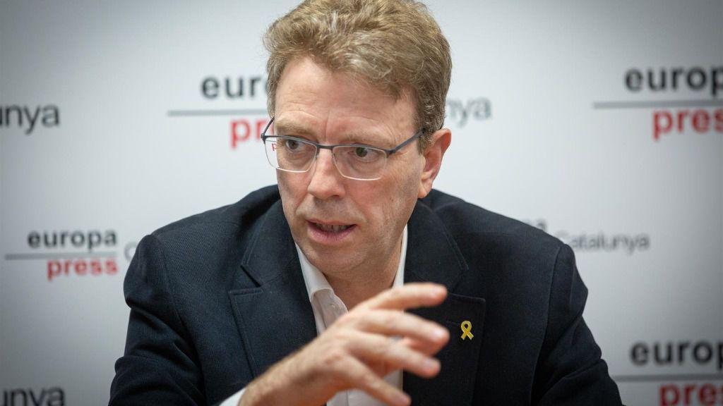 El diputado de JxCat en el Congreso y secretario de Organización del PDeCAT, Ferran Bel