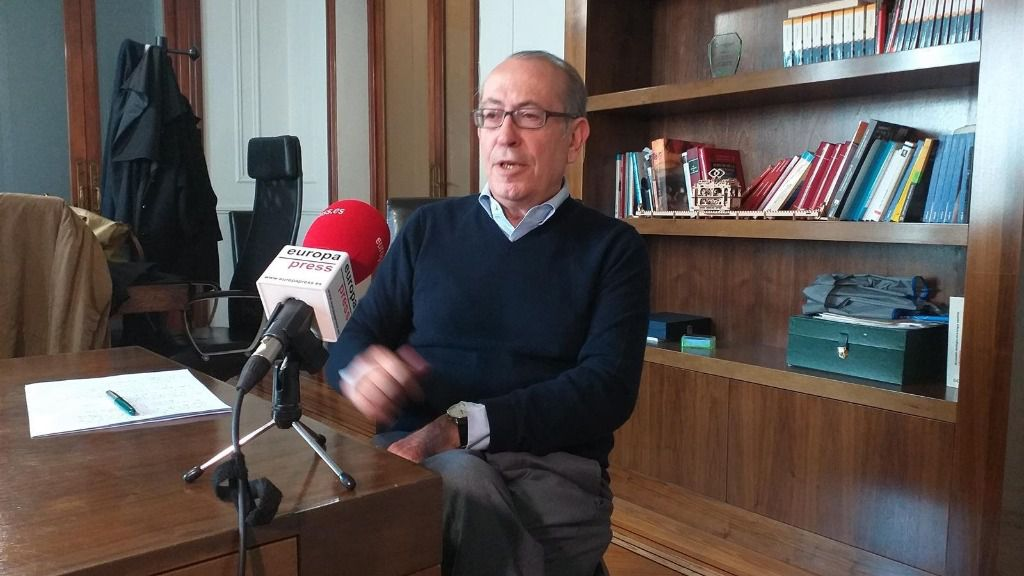 El exdirigente del PSE Nicolás Redondo