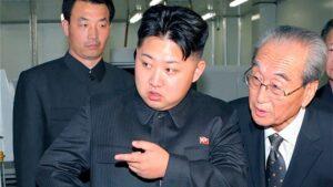 Kim Jong-un, secretario general del Partido del Trabajo de Corea