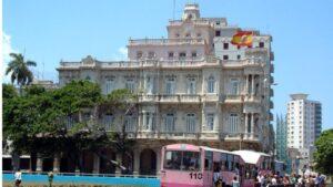 Embajada de España en Cuba
