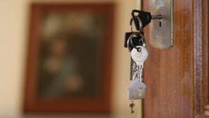 Hipoteca vivienda llaves